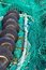 Stock Image : Fishing net
