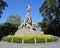 Stock Image : The Five-Ram Sculpture - symbol of Guangzhou