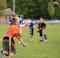 Stock Image : Flag Football