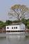 Stock Image : floating house