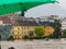 Stock Image : Flood, 2013, linz, austria