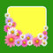 Stock Image : Floral background
