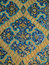 Stock Image : Floral tiles decoration in Blue mosque in Tabriz, Iran