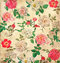 Stock Image : Floral vintage wallpaper