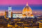 Stock Image : Florence, Duomo and Giotto's Campanile.