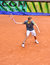 Stock Image : Florian Mayer at the ATP Mutua Open Madrid