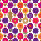 Stock Image : Flower pattern