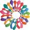 Stock Image : Flower shape logo
