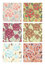 Stock Image : Flowers Patterns
