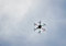 Stock Image : Flying drone