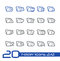 Stock Image : Folder Icons - 2 of 2 // Line Series