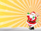 Stock Image : Fondo de la Navidad