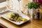 Stock Image : Food plate
