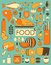 Stock Image : Food Set
