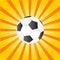 Stock Image : Football - summer