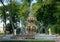Stock Image : Fountain Koronny in Summer Garden, Saint Petersburg, Russia