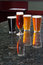 Stock Image : Four different beers