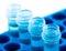 Stock Image : Plastic tubes