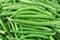 Stock Image :  Francuskie fasolki szparagowe