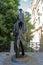Stock Image : Franz Kafka Statue