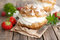 Stock Image : Fresh choux pastry