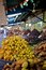 Stock Image : Fresh dates at a vegetable market