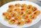 Stock Image : Fresh fruit tart