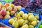 Stock Image : Fresh fruits