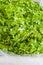 Stock Image : Fresh Organic Touch Lettuce Vegetables