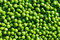 Stock Image : Fresh peas background