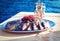 Stock Image : Fresh seafood plate