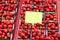 Stock Image : Fresh strawberries