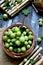 Stock Image : Freshly gooseberry