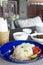 Stock Image : Fried rice