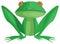 Stock Image : Frog