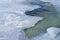 Stock Image : Frozen Platte River