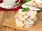 Stock Image : Fruit cake