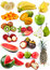 Stock Image : Fruit Collection