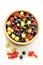 Stock Image : Fruit mix
