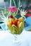 Stock Image : Fruit platter
