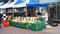 Stock Image : Fruit and vegetable market stall.
