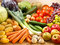 Stock Image : Fruits and vegetables