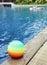 Stock Image : Game ball