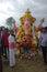 Stock Image : Ganesha Festival India