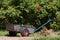 Stock Image : Garden cart