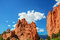 Stock Image : Garden of the Gods