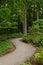 Stock Image : Garden Path