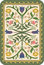 Stock Image : Garden Tapestry