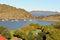 Stock Image : Gariep dam harbor