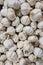 Stock Image : Garlic background